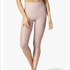 Beyond Yoga (new) Alloy Ombre High Waisted Legging